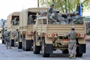 США. національна гвардія