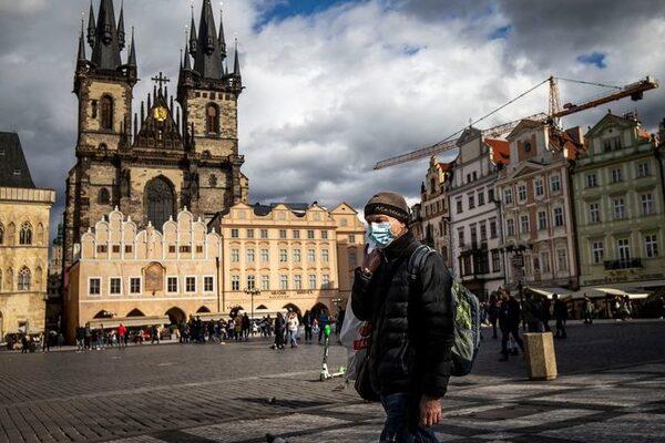 Чехія, карантин