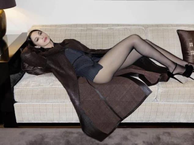 Безсоромна Моніка Белуччі показала ідеальні ноги