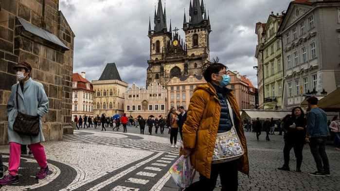 Прага, історичний центр міста