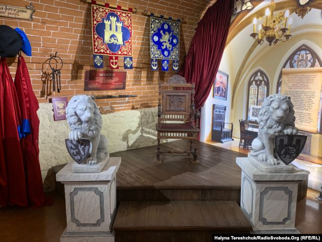 У львівських підземеллях відкрили інтерактивний музей міста Лева