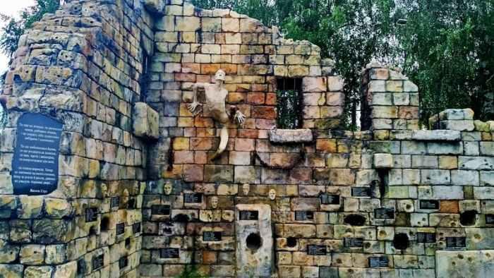 меморіал жертвам Бориспільського повстання