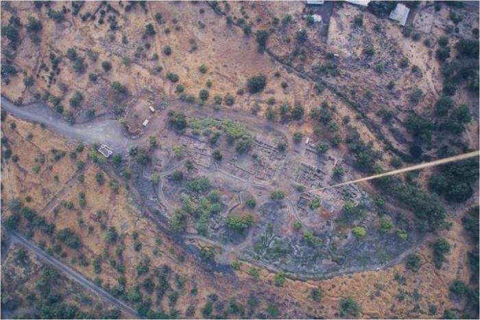 Археологічний сайт Ет-Телль - місце, де знаходилася Віфсаїда / Rami Arav