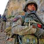 армія Туреччини