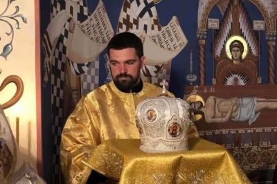 Перший заступник глави офісу Президента обвінчався у російській церкві