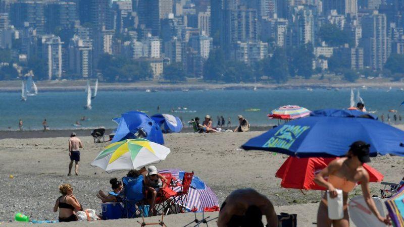 +49,5! У Канаді від аномальної спеки загинули десятки людей