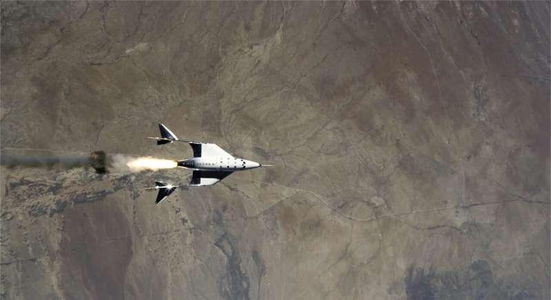 Сьогодні 70-річний мільярдер Річард Бренсон летить у космос