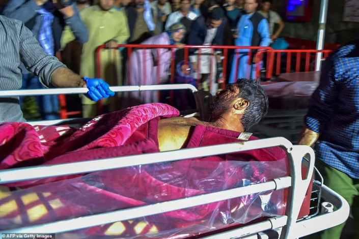 Вибухи у Кабулі: загинули четверо морпіхів США та десятки цивільних