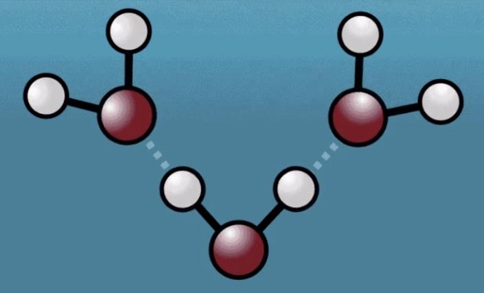 """Вчені зафіксували """"квантовий ривок"""" між  сусідніми молекулами води"""