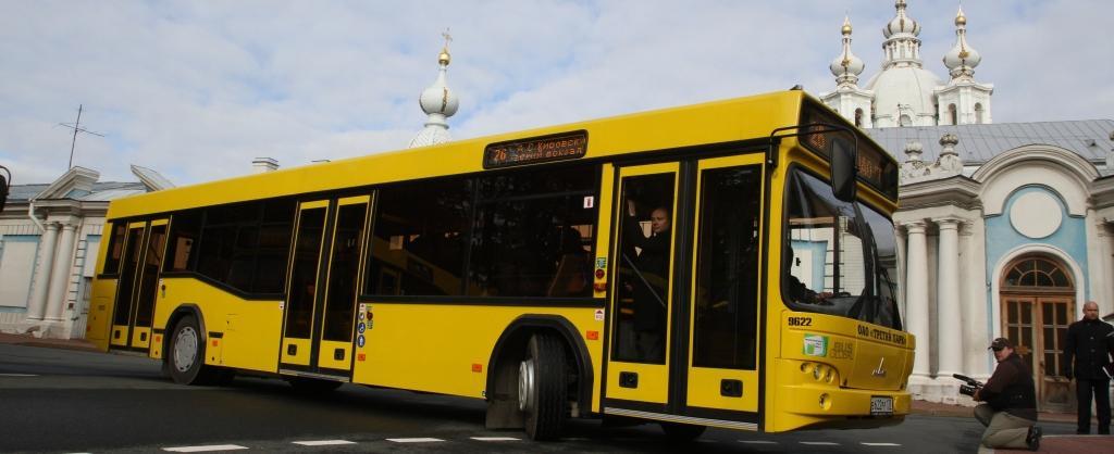 Автобусы ОАО Третий парк