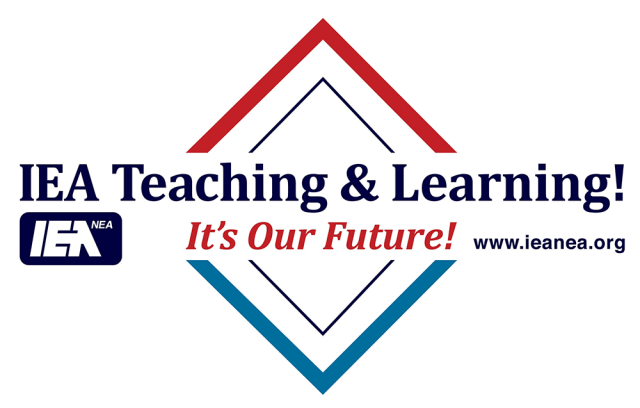 IEA Teaching & Learning - It's Our Future!