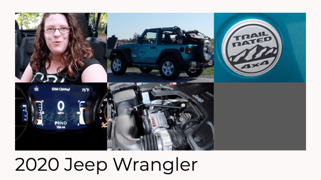 We Bought A 2020 Jeep Wrangler