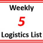Weekly Logistics List