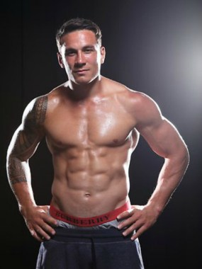 Image result for sonny bill williams physique
