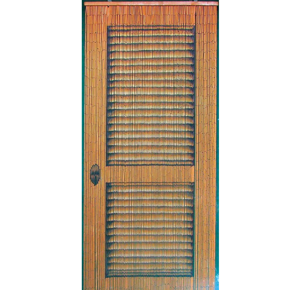 Bamboo Beaded Handmade Curtain Beads Window Door Room Divider Multi Door Pattern EBay