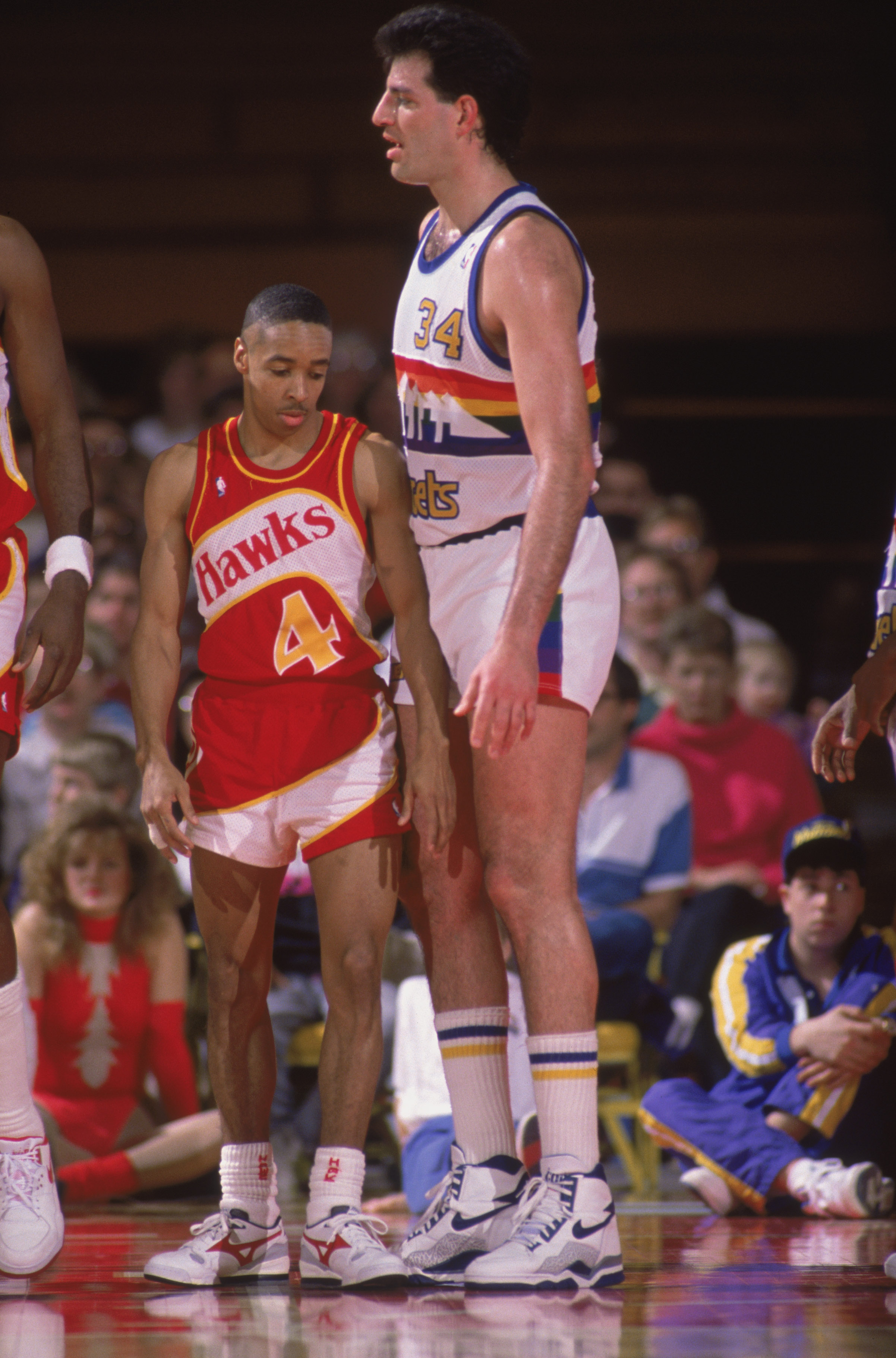 Tallest And Shortest Nba Basketball Players In History