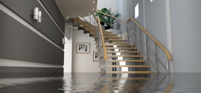 Disaster Recovery Solutions Ejh Construction Inc   Handrail Companies Near Me   Metal   Glass Handrail   Staircase   Deck Railing   Stair Treads