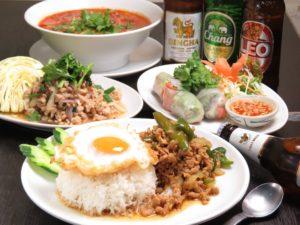 ガパオ食堂_food