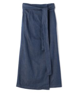 【N.O.R.C】デニムラップスカート