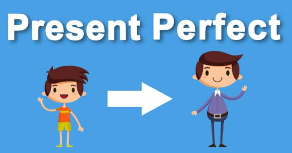 """Present Perfect Tense"" زمن المضارع التام"