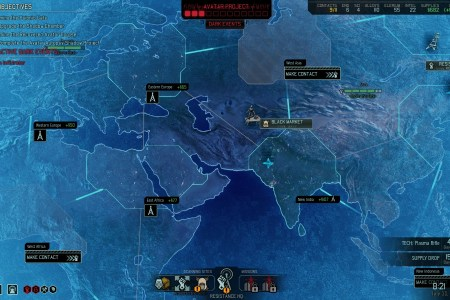 Xcom world map 4k pictures 4k pictures full hq wallpaper base in xcom xcom world map xcom world map youtube world map the geofront game mechanics xcom game guide theres a lot going on the map from the very publicscrutiny Image collections