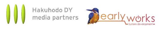 博報堂DYメディアパートナーズ、アーリーワークスと業務提携