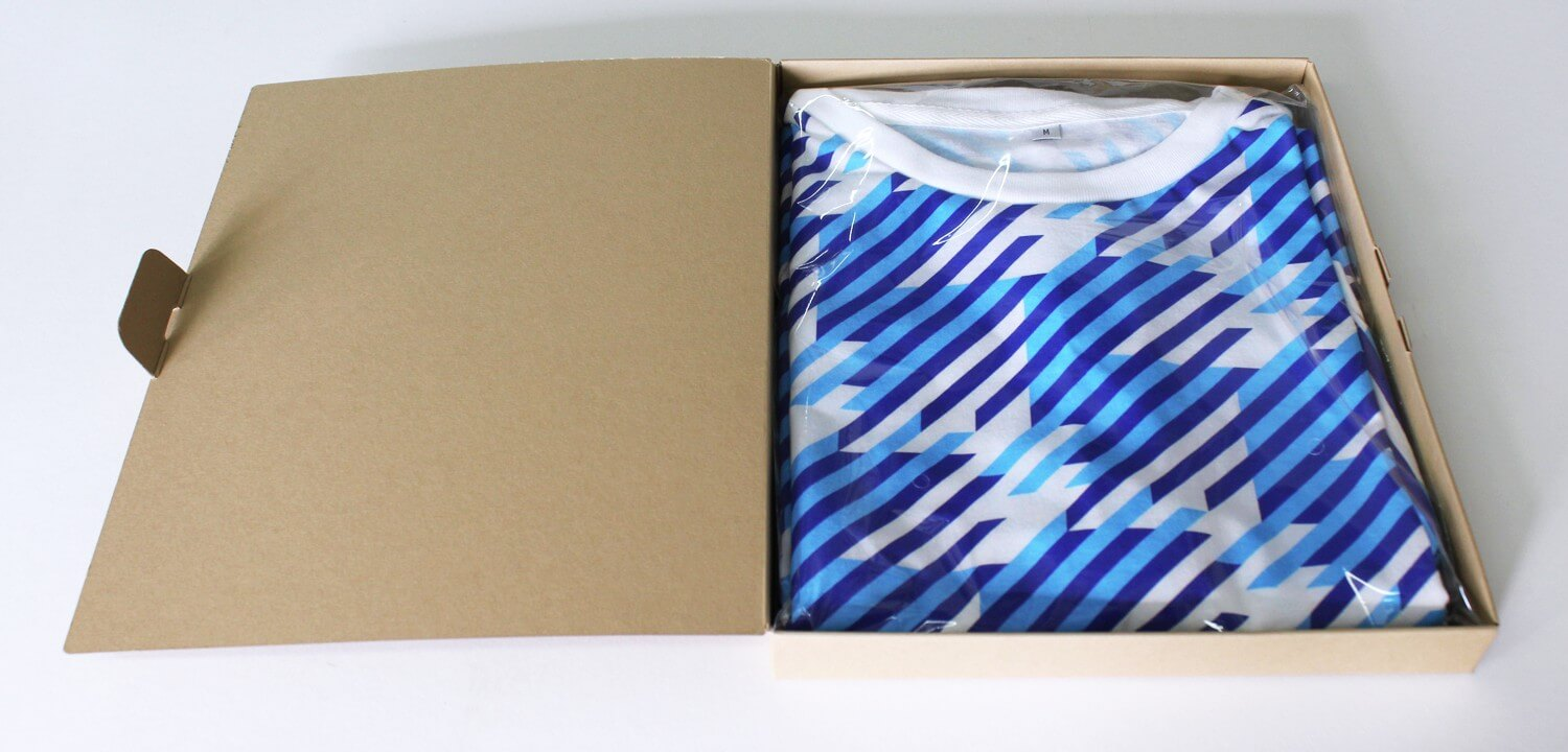Package Like a Pro with T-shirt Boxes