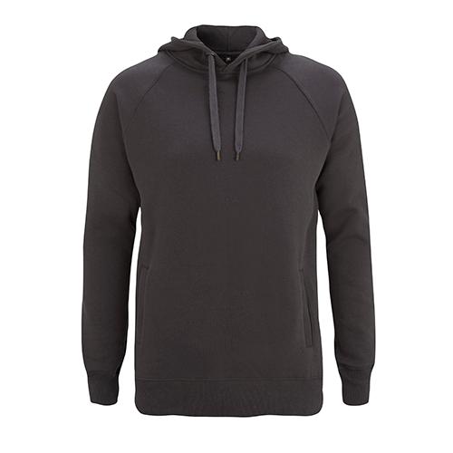 Dark Grey N50P Hooded Top