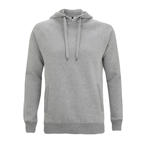 Light Heather N50P Hooded Top