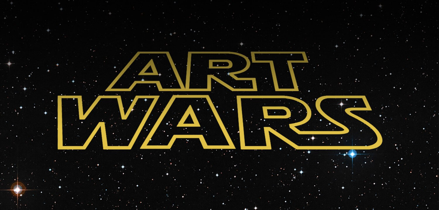 New Star Wars Screen Print Competition Launched With Prize Worth Over £300!