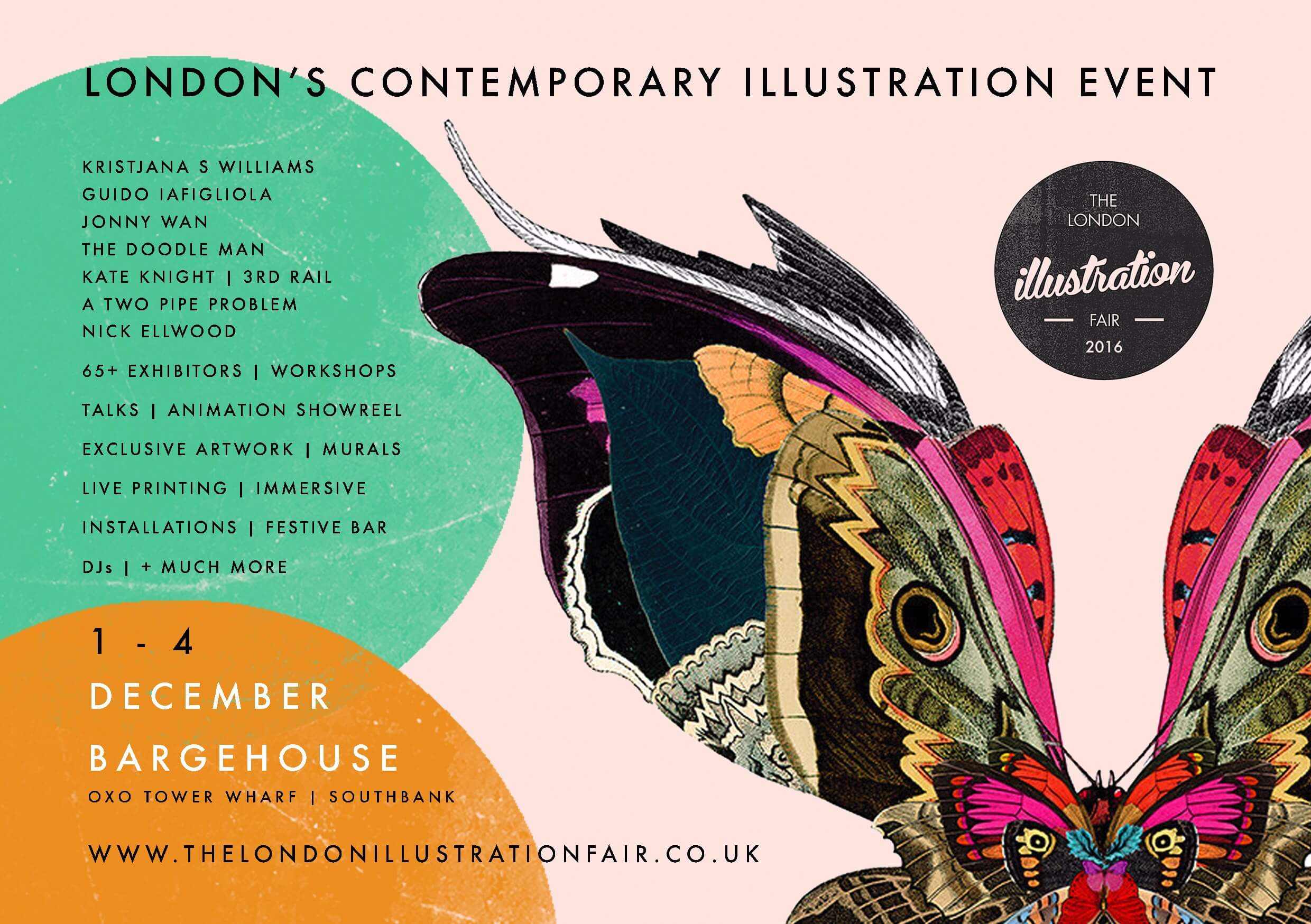 A Quick Q&A With London Illustration Fair Co-Founder Sam Bennett