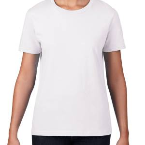 GD009 Gildan Premium Women's T-Shirt