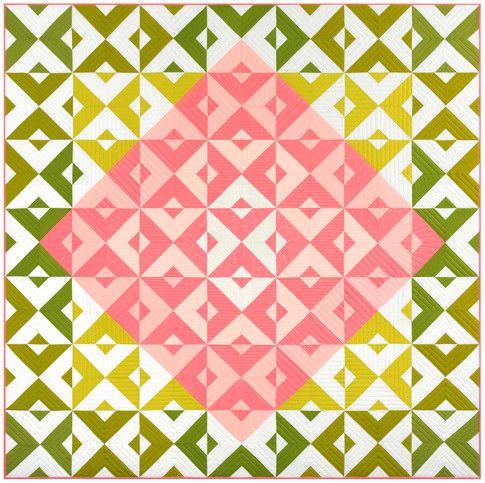 Diamond Tiles by Robert Kaufman