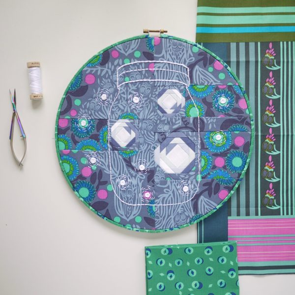 Firefly Quilt Pattern, 3rd Story Workshop