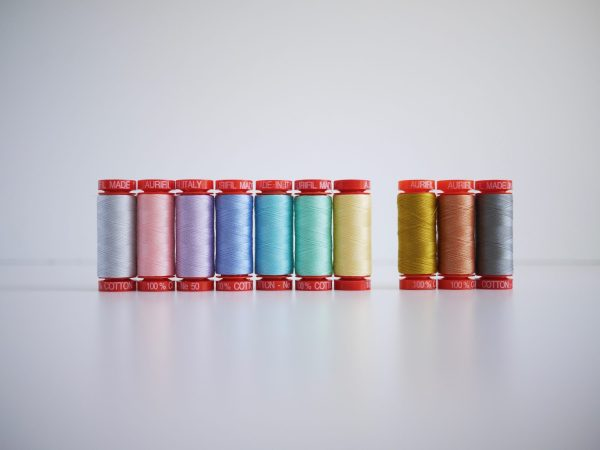 Gemology Aurifil Thread, 3rd Story Workshop, Andrea Tsang Jackson