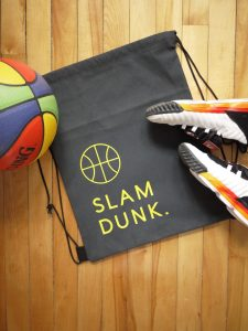 3rd Story Workshop, Basketball Bag