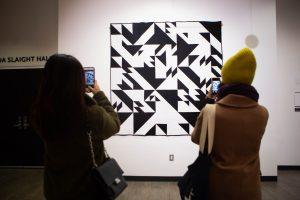 Quantum, Libs Elliott. Facets exhibition with Andrea Tsang Jackson.
