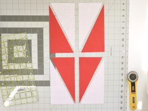 3rd Story Workshop, HRT Tutorial, Quilting Tutorial - Half Square Triangles