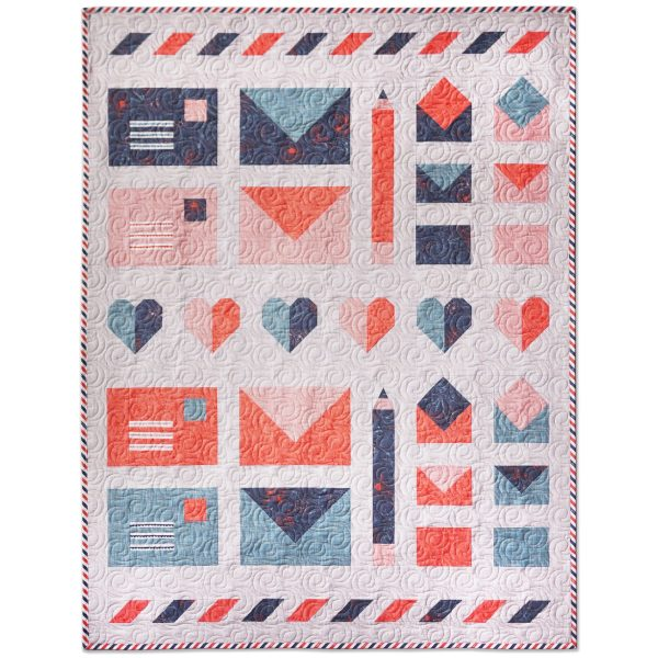 Modern Quilt Pattern - 3rd Story Workshop - Express Post