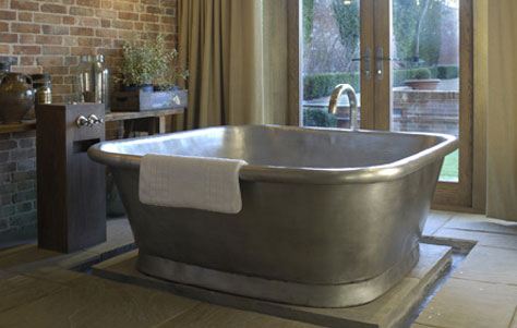 3rings Beautiful Copper Bathtubs By William Holland 3rings