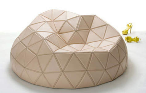Add new tag, Buckminster Fuller, chair, dome, leather furniture, Mathieu Lehanneur, multi-functional furniture, seating, sofa
