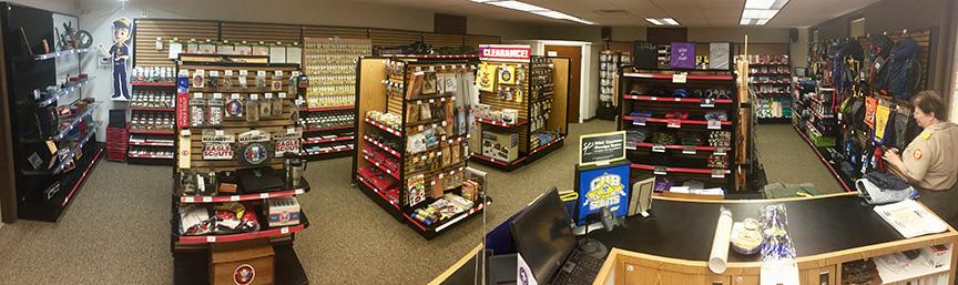 Hearn Scout Shop