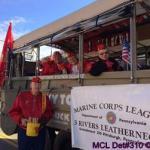 2016 Veterans Day Parade Muster Locations