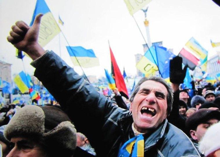 Киевские бандерофашисты назвали жителей Донбасса «раковой опухолью» »  Москва - Третий Рим