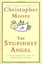 Book Talk: *The Stupidest Angel*, by Christopher Moore