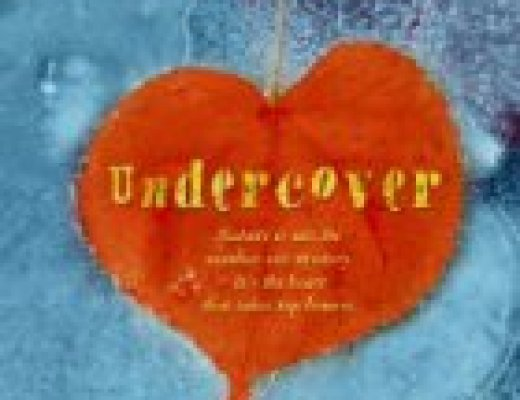 Book Talk, times two: *Undercover* and *Nothing But Ghosts* by Beth Kephart
