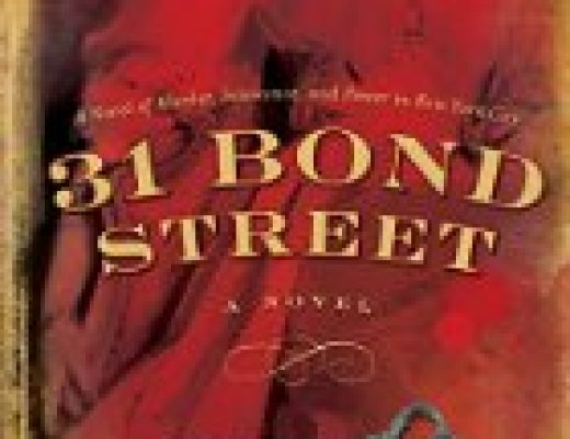 Book Talk: *31 Bond Street*, by Ellen Horan (TLC Book Tour)
