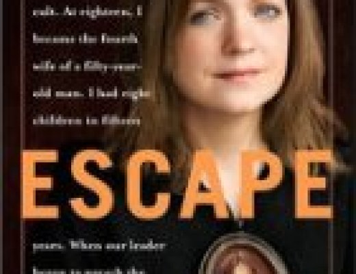 "Thursday Book Talk: ""Escape,"" by Carolyn Jessop"