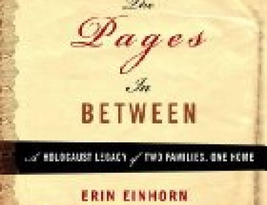 """Sunday Book Talk: """"The Pages in Between,"""" by Erin Einhorn"""