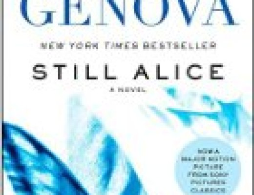 "Book talk: ""Still Alice,"" by Lisa Genova"